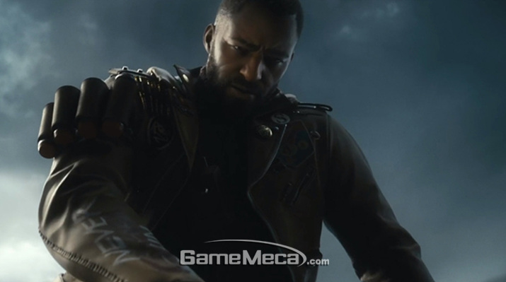 '데스루프' 남자 주인공 (사진출처: 게임 공식 영상 갈무리)