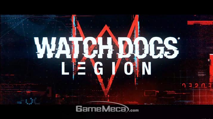 '와치독: 리전'이 공개됐다 (사진출처: 유비소프트 E3 컨퍼런스 생방송 갈무리)