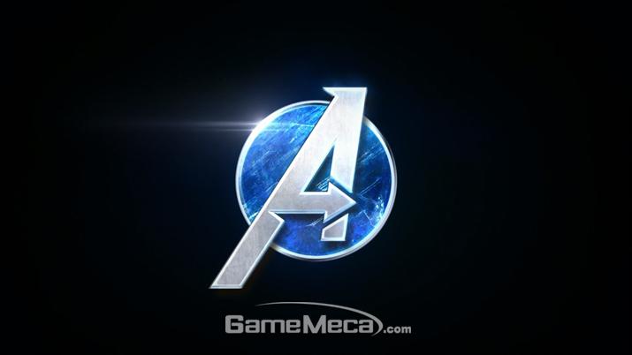 그동안 베일에 가려졌던 '어벤져스'가 공개됐다 (사진출처: 스퀘어에닉스 E3 쇼케이스 생방송 갈무리)