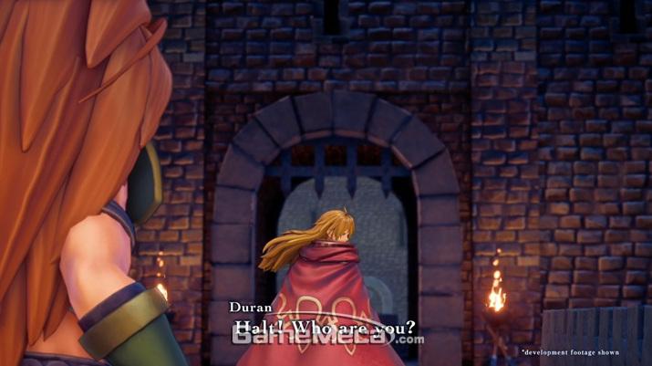 '성검전설 3: 트라이얼스 오브 마나' 대표 스크린샷 (사진출처: 닌텐도 E3 2019 다이렉트 생방송 갈무리)