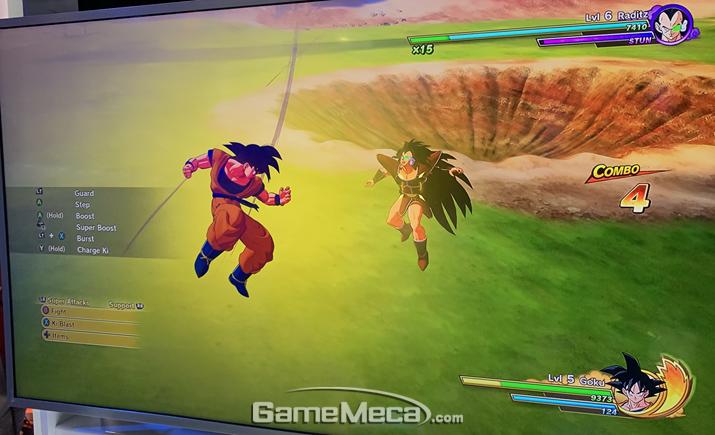가장 RPG답고, 인상적인 전투를 고르다 보니 라데츠 전이 선택됐다고 (사진: 게임메카 촬영)