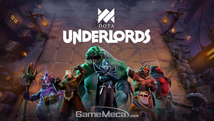 밸브가 '오토체스'류 독립 게임 '언더로드'를 발표했다 (사진출처: 게임 공식 홈페이지)