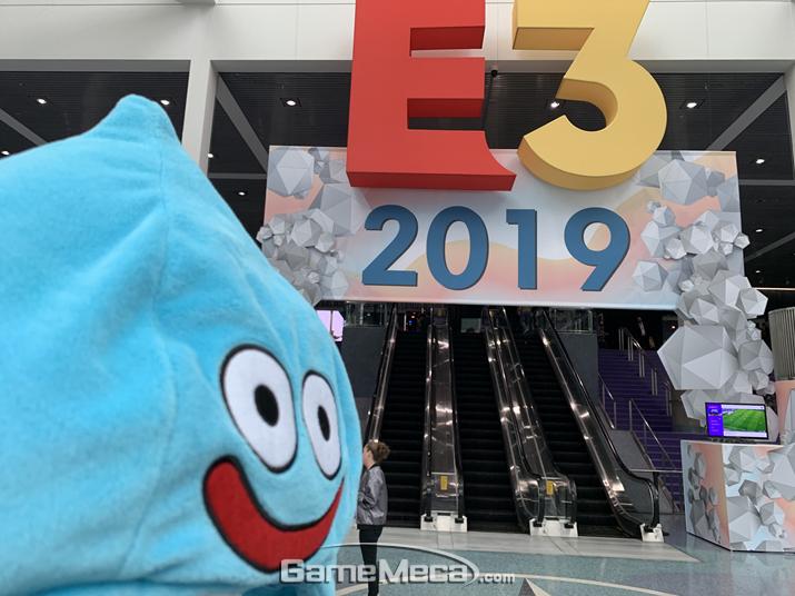 어휴... 기념사진 찍다 보니까 E3 2019가 다 끝나버렸어. 즐거운 인생이었다.