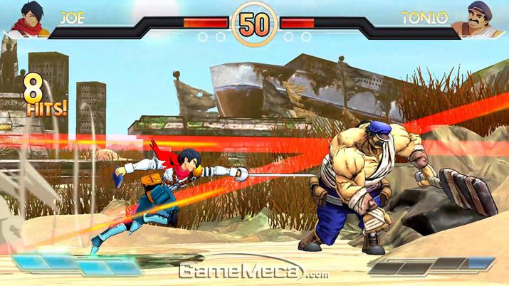 실제 역사인물을 모티브로 한 캐릭터 등장하는 격투게임 '바야니' (사진출처: 스팀 게임 페이지)