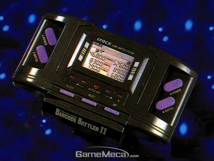 패미컴 주변기기로도 활용됐던 '바코드 배틀러 2' 기기 이미지 (사진출처: 게임메카 DB)