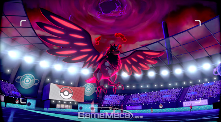 이대로 가다간 최악의 포켓몬 게임이 될 수도 있는 '포켓몬스터 소드/실드' (사진출처: 공식 트레일러 영상 갈무리)