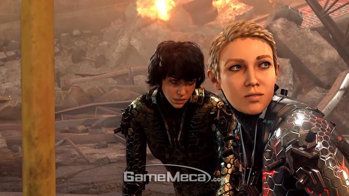 오는 7월 26일 PC, PS4, Xbox One에서 한국어로 발매되는 '울펜슈타인: 영블러드' (사진출처: 공식 트레일러)