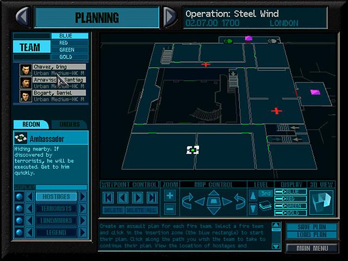 '레인보우 식스'의 전술적 요소는 '퀘이크'에 길들여진 많은 게이머에게 충격으로 다가왔다 (사진출처: Gameranx)