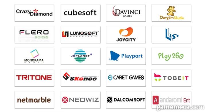 다양한 게임 사가 현재 지피존의 애져 서비스를 이용하고 있다 (사진제공: 지피존)