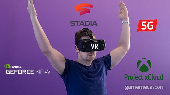 VR은 과연 스트리밍 서비스와 5G에게서 힘을 얻어 전성기를 맞이할 수 있을 것인가 (사진출처: 픽사베이, 각 제품 공식 웹페이지)