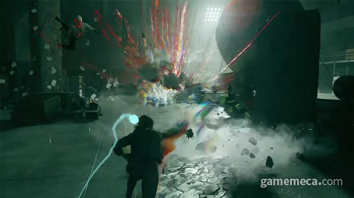 '컨트롤' 스크린샷 3 (사진출처: 게임 공식 영상 갈무리)