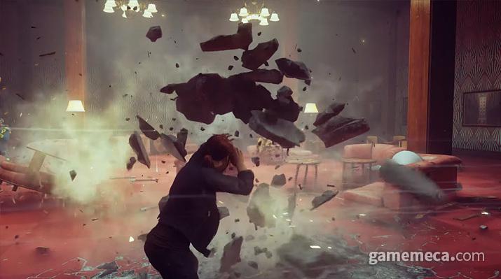 '컨트롤' 스크린샷 2 (사진출처: 게임 공식 영상 갈무리)