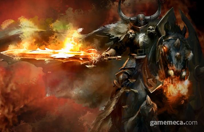 악이 승리한 얼마 안 되는 세계관으로 마무리됐다 (사진출처: 게임즈 워크샵 공식 홈페이지)