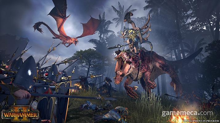 '워해머 판타지'는 죽었지만, IP를 따온 게임들은 계속 나오고 있다 (사진출처: 스팀)