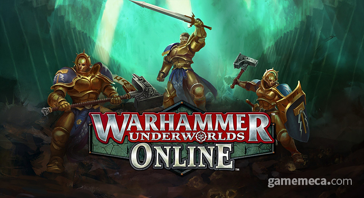 개발 중인 에이지 오브 시그마 세계관 게임 '워해머 언더월드: 온라인' (사진출처: 스팀)
