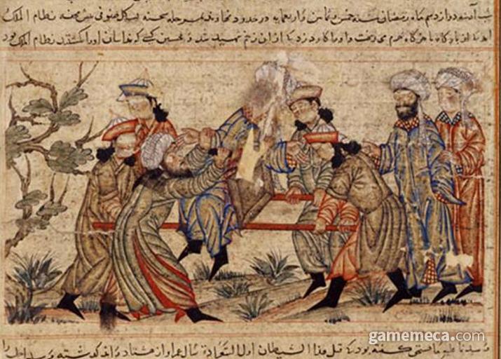 의심을 받지 않고 표적에 접근해 암살하기 위해서는 높은 지능이 필요하다 (사진출처: ancient-origins.net)