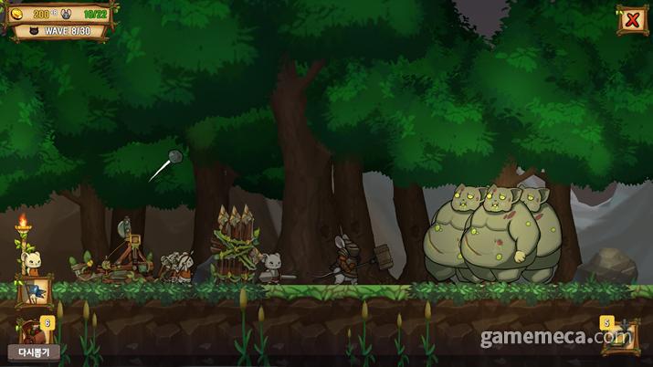 좀비쥐로부터 도시를 번영시키기 위해선 빠른 결단이 필요하다 (사진출처: 게임 공식 홈페이지)