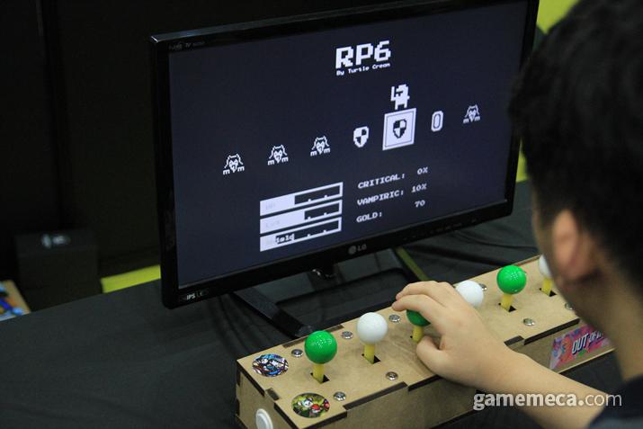 하지만 게임이 시작되고 나면 생각보다 훨씬 쉽게 접근할 수 있다 (사진: 게임메카 촬영)