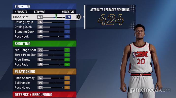 지나친 소액결제 강조로 비판 받은 'NBA 2K20' (사진출처: 게임 공식 영상 갈무리)
