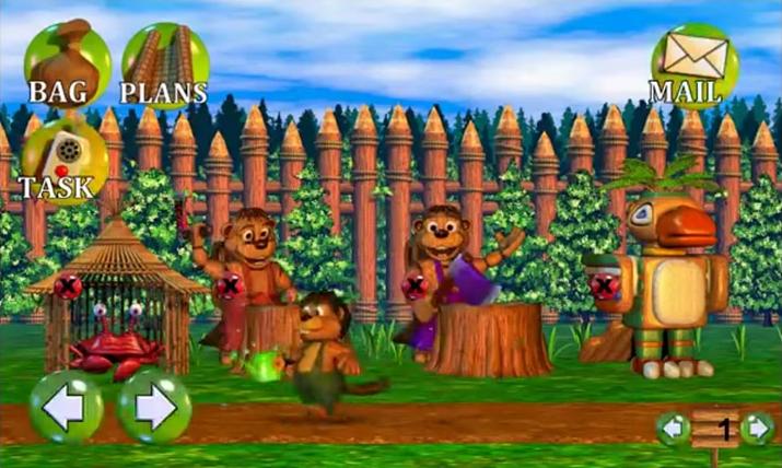 스콧 커슨의 'Chipper & Sons Lumber Co.'에 등장한 비버들 (사진출처: Jim Sterling 유튜브)
