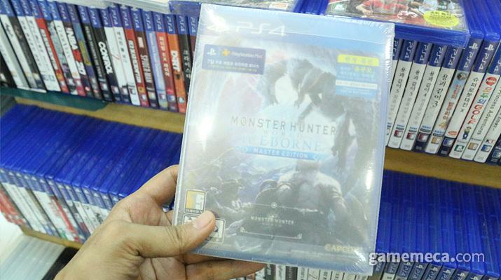 '몬스터 헌터 월드: 아이스본' (사진: 게임메카 촬영)