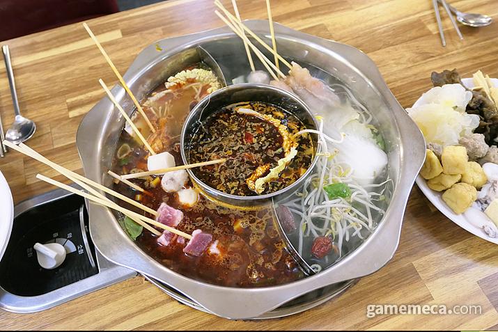건대 훠궈 맛집 '복만루'