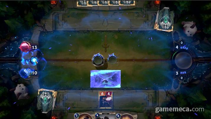 전장의 눈으로 싸움의 결과를 확인할 수 있는 것도 장점 (사진출처: 게임 공식 소개 영상 갈무리)