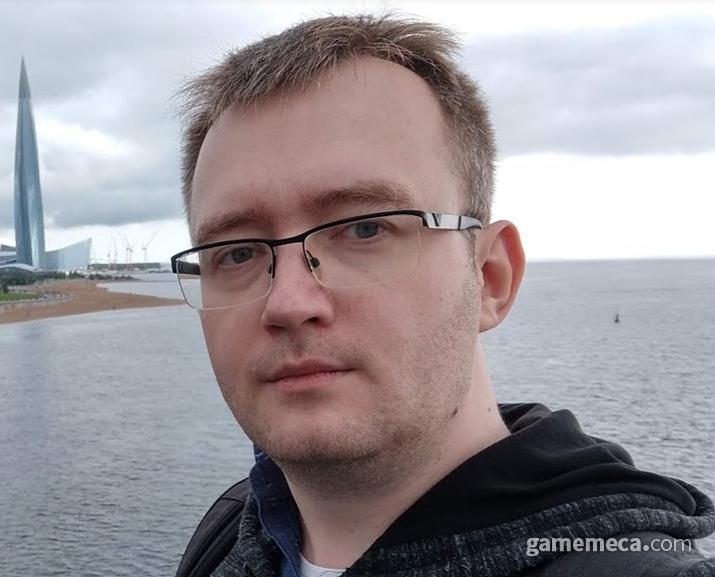 워썬더 리드 게임 디자이너 'BVV_d' 비체슬라프 불라니코프 (사진제공: 가이진 엔터테인먼트)
