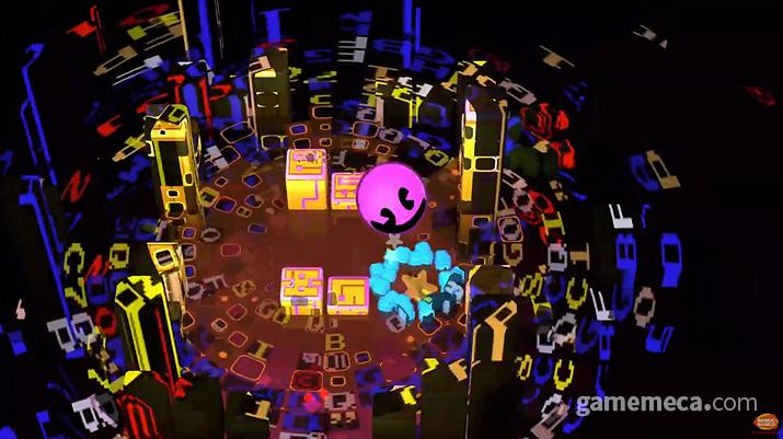팩맨 파티 로얄 스크린샷 (사진출처: 게임 공식 트레일러 갈무리)