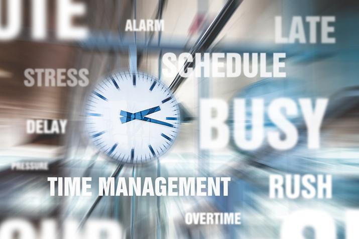 ▲ 52시간 근무제 도입으로 근무시간 관리 필요성이 늘고 있다 (사진출처: 픽사베이)