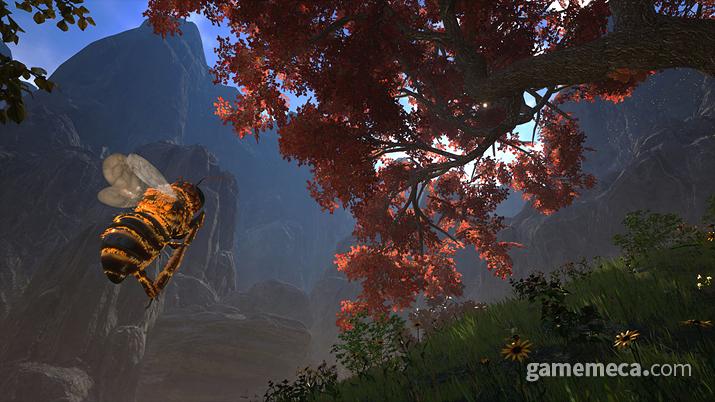 11월 15일 국내 정식 발매되는 '꿀벌 시뮬레이터' (사진제공: H2 인터렉티브)