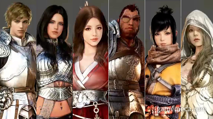 새로 추가되는 두 캐릭터는 기존 6명의 캐릭터와는 다른 재미를 선사한다 (사진제공: 펄어비스)