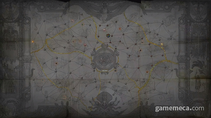 아틀라스 시스템이 새롭게 개편됐다 (사진출처: 엑자일콘 공식 영상 갈무리)