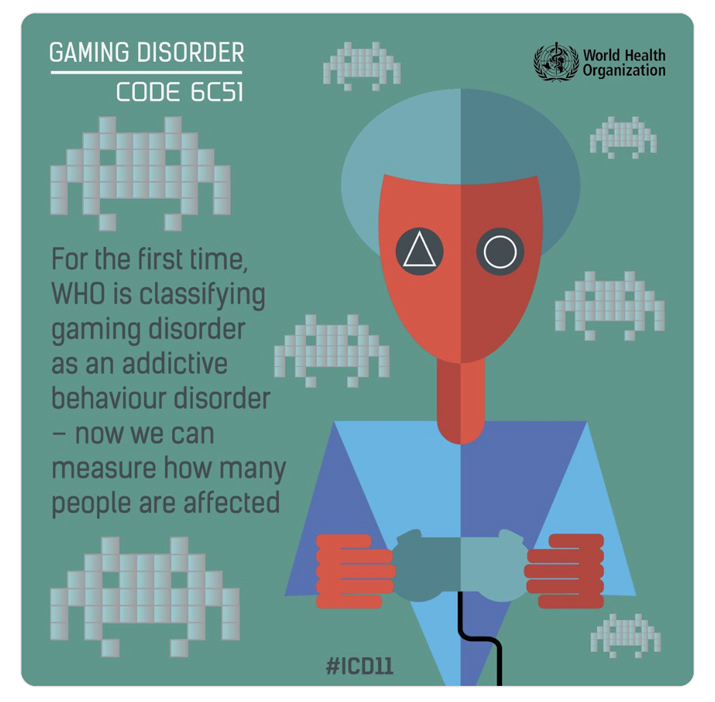 ICD-11은 게임업계가 예의주시 해야 할 새로운 이슈다