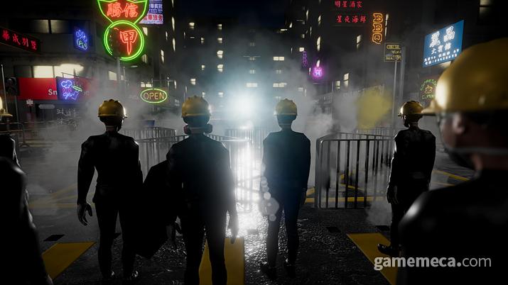 홍콩 시위 현장을 생생하게 느낄 수 있는 VR게임 '홍콩 해방(Liberate Hong Kong)' (사진출처: 게임 공식 홈페이지)
