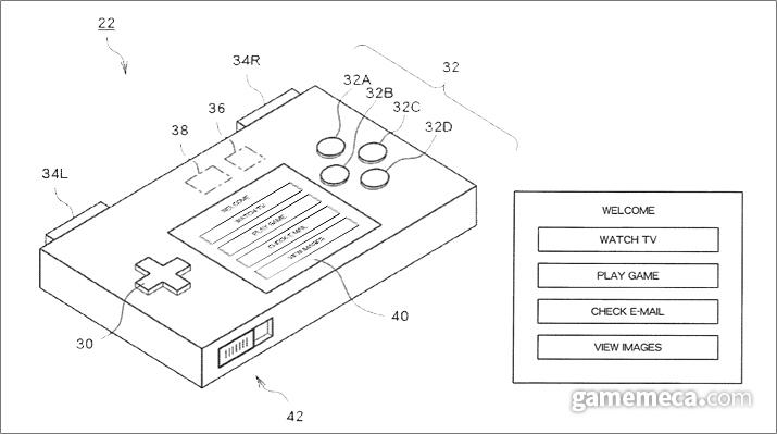 컨트롤러 모양에 화면이 있고, TV 시청, 게임 하기 등 기능이 탑재됐다 (사진출처: 한국과학기술정보연구원)