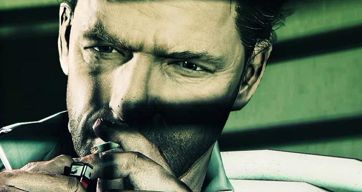 진통제도, 술도 끊었지만 담배만큼은 못 끊은 맥스 페인은 3편을 끝으로... (사진출처: 스팀 커뮤니티)