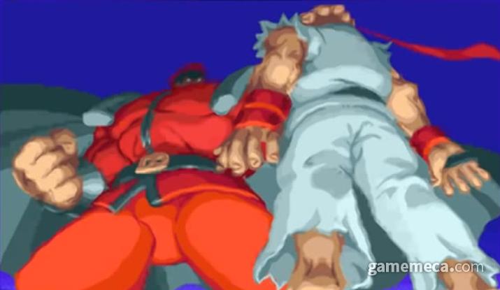 제로 시절만 해도 근육빵빵 슈퍼맨을 연상시키던 베가 총수였지만 (사진: 게임메카 촬영)