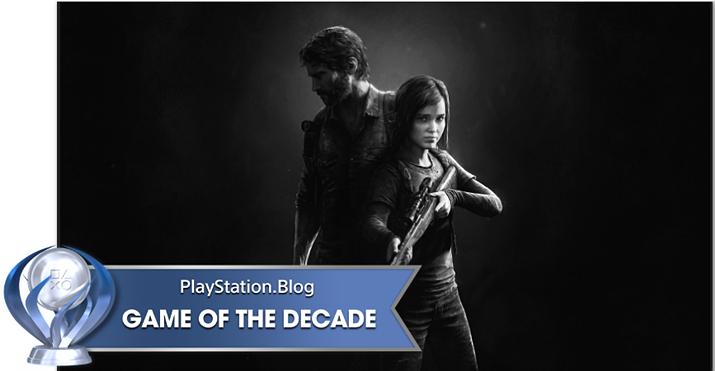 PS 게이머 선정 2010년대 최고의 게임으로 선정된 '더 라스트 오브 어스' (사진출처: PS 블로그)