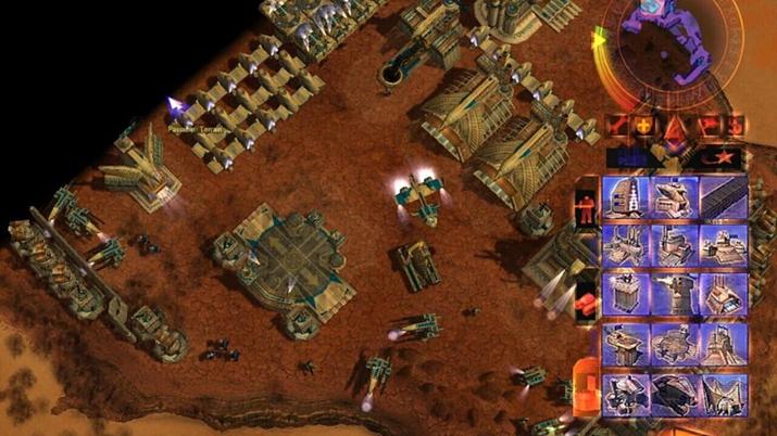 게임 자체는 준수했으나, 웨스트우드를 살릴 수는 없었던 엠퍼러: 배틀 포 듄 (사진출처: IGDB)