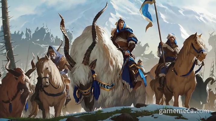 레전드 오브 룬테라 (사진출처: 공식 플레이 트레일러 갈무리)