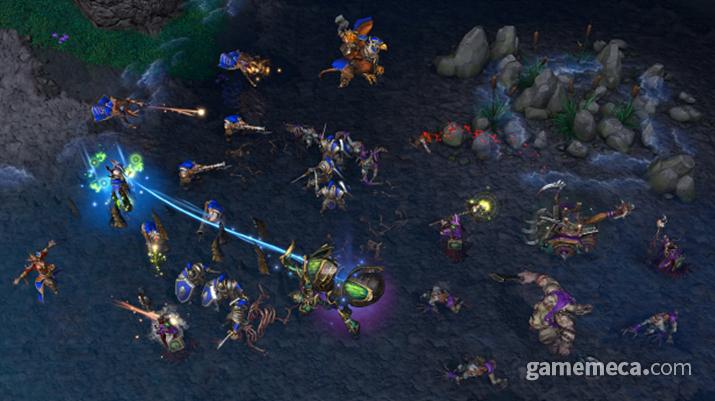 워크래프트 3 리포지드 (사진제공: 블리자드)