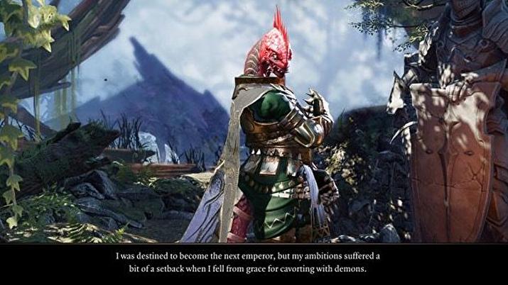 단 한 순간도 카메라가 플레이어 캐릭터에게서 떨어지지 않게 했다는 디비니티: 오리지널 신 2 (사진출처: RPG Codex)