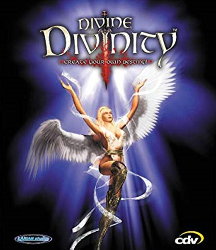 실제 출시될 때는 '디바인 디비니티'라는 다소 우스꽝스러운 이름이 됐다 (사진출처: 아마존)