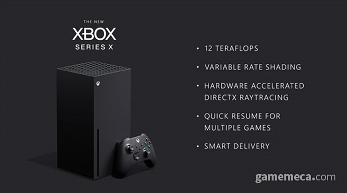 차세대 콘솔 'Xbox 시리즈 X' 추가 정보 공개 (사진출처: Xbox 공식 블로그)