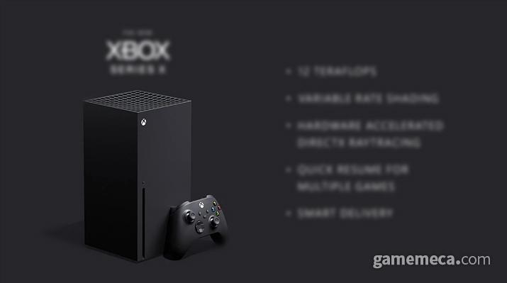 플레이어가 집중하고 있는 요소 외 성능을 낮춰 프레임을 안정시키는 VRS (사진출처: Xbox 공식 블로그, 편집: 게임메카)
