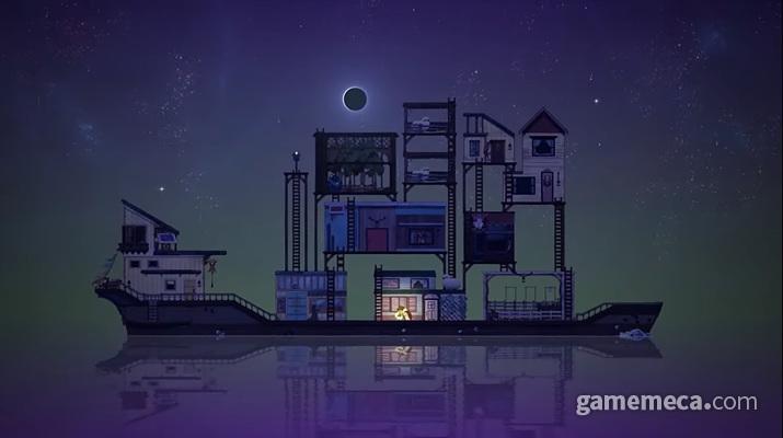 '스피릿페어러' 공식 스크린샷 (사진출처: 게임 공식 트레일러 갈무리)