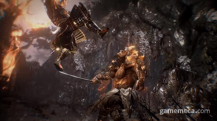인왕 2 (사진출처: 게임 공식 영상 갈무리)