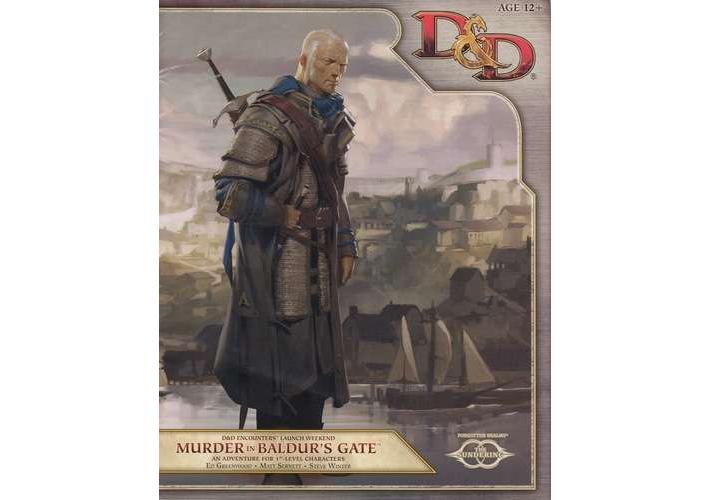 노쇠한 옛 주인공 압델 애이드리언은 결국 공식적으로 죽음을 맞고 바알이 부활한다 (사진출처: Drivethru RPG)