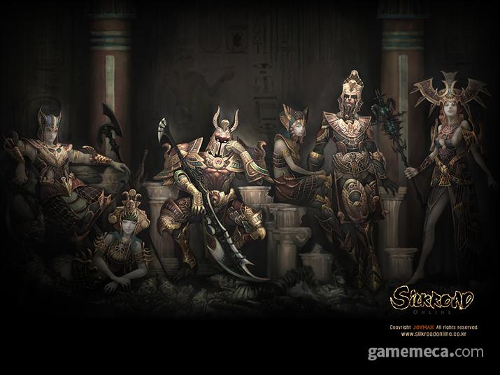 실크로드 온라인 (사진출처: 게임 공식 사이트)